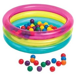 Intex Classic Three Ring Baby Ball Pit 48674