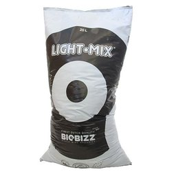 Субстрат BioBizz Light-Mix 20 л.