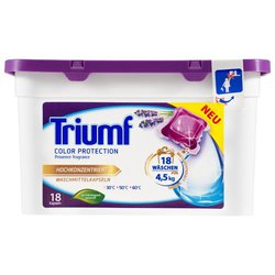 Капсулы Triumf Color Protection