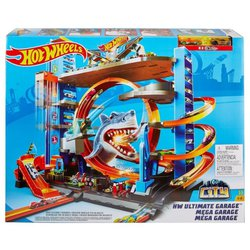 Трек Mattel Hot Wheels City HW Ultimate Garage FTB69