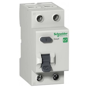 УЗО Schneider Electric 30мА тип AC EZ9R342 2 полюса
