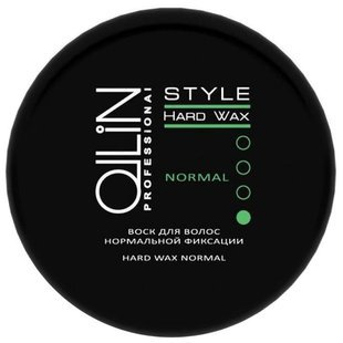 OLLIN Professional Воск Style Hard Wax Normal