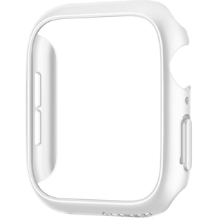 Чехол для Apple Watch 4 40mm (Spigen Thin Fit 061CS24485) (белый)