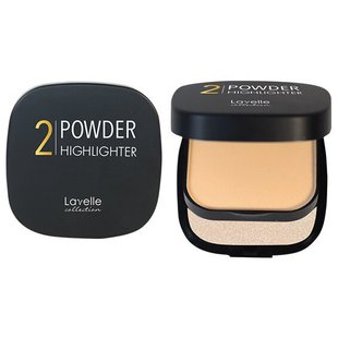Lavelle Collection Пудра+хайлайтер Powder Highlighter тон 03