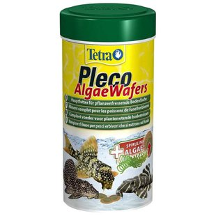 Сухой корм Tetra Pleco Algae Wafers для рыб