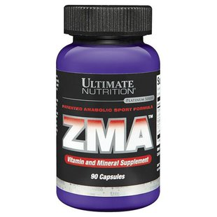 Ultimate Nutrition ZMA (90 шт.)