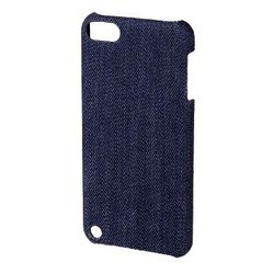 Чехол-накладка для Apple iPod touch 5G (Hama H-13336 Jeans) (синий)