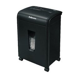 Шредер Fellowes Microshred 62MС (FS-4685201) (черный)