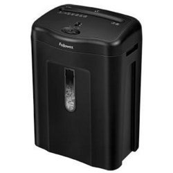 Шредер Fellowes PowerShred 11C (FS-43502) (черный)